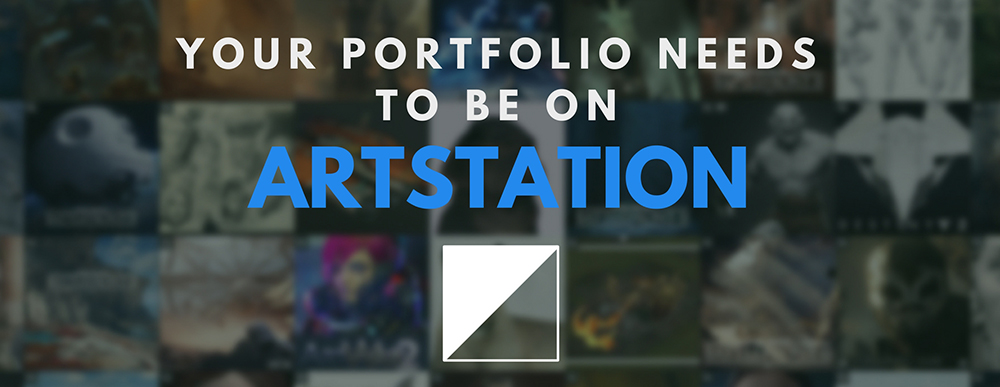 WHY Your portfolio needs to be on ArtStation - Polygon Academy